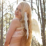 Beautiful Angel From Heaven - Picture 1