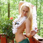 Buxom Coconuts Hula Girl - Picture 11
