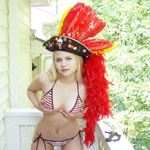 Pirate Girl Will Shiver Your Timbers - Picture 2