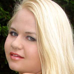 Blonde Teen Plays Outside In Her Thong Bikni - Picture 7