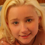 Blonde Teen Shows Off Her Big Boobs - Picture 15