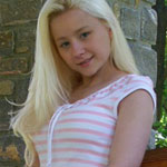 Cute Blonde Teen In Tight Sundress - Picture 5