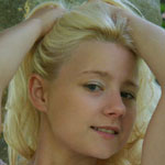 Cute Blonde Teen In Tight Sundress - Picture 6