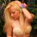 Hula Hula Coconut Teen Girl - Picture 13