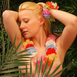 Hula Hula Coconut Teen Girl - Picture 15